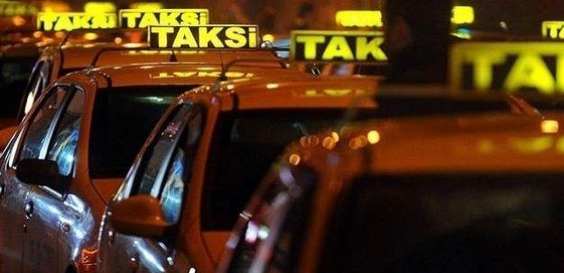 Taksiciler işe dua ederek başlayacak...