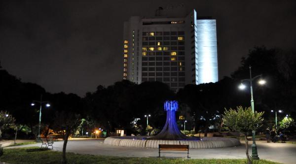 Taksim Gezi Parkı Ve Cumhuriyet Anıtı Açıldı