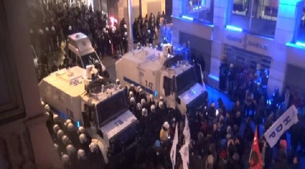 Taksim'de Berkin Evlan Eylemi (1)