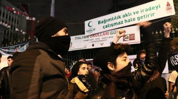 Taksim'de 'yolsuzluk
