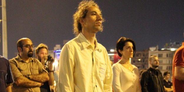Taksim'deki Duran Adam Erdem Gündüz Konuştu!