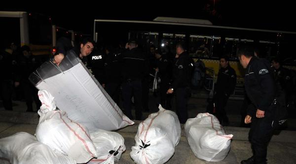 Takviye Polisler İstanbul'da