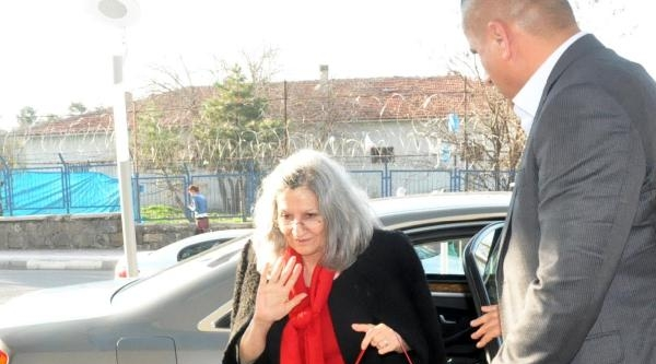 Talabani'nin Eşi Diyarbakır'da