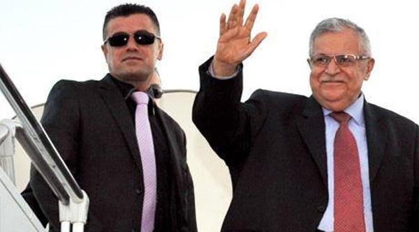Talabani'nin Yakin Korumasi Evinde Öldürüldü