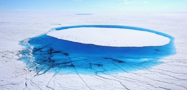 Tam 100 milyar ton su saklıyor!
