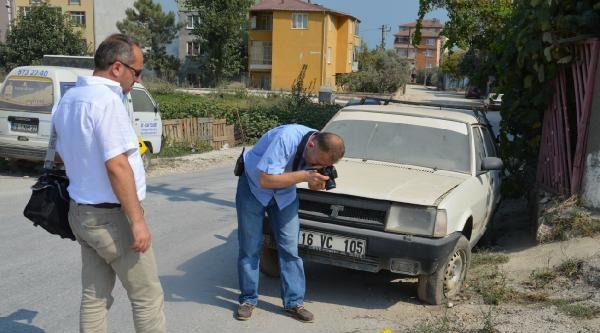 Tamirci, Otomobilin Altında Silahlı Saldırıya Uğradı