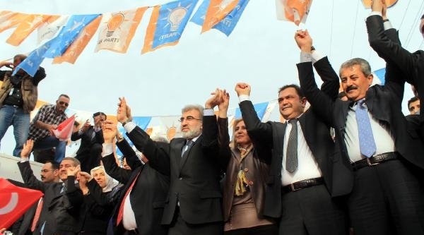 Taner Yıldız: Bize Başbakanı Değiştirin Diyorlar