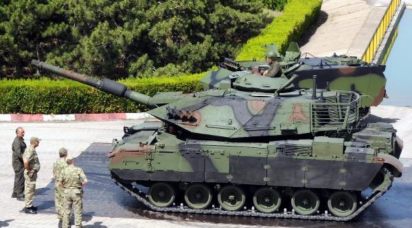 Tanklar Bu Merkezde Hayat Buluyor