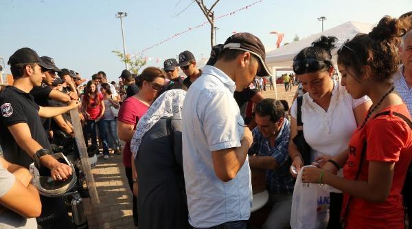 Tantuni Festivalinde Eylem Gerginliği (2)