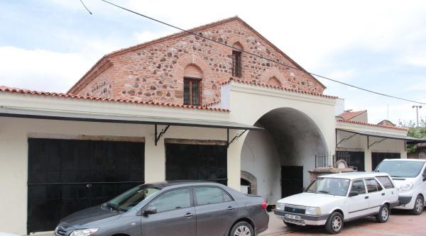 Tarihi Bedesten Çarşisi'nin Restorasyonu Tamamlandı
