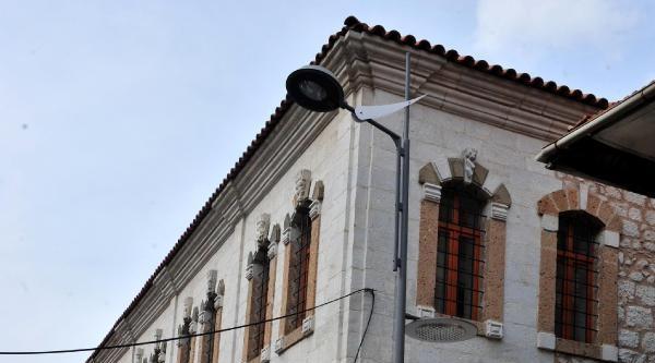 Tarihi Cezaevi Kültür Ve Sanat Evi Oldu