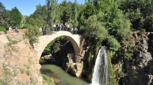 Tarihi Clandras Köprüsü'nün Çehresi Değişecek