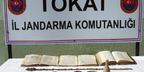 Tarihi Eser Operasyonunda Yakalandi, Ömür Boyu Hapis Cezasi Hükümlüsü Çikti