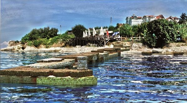 Tarihi Kerpe Limanı'na Turistik Restore