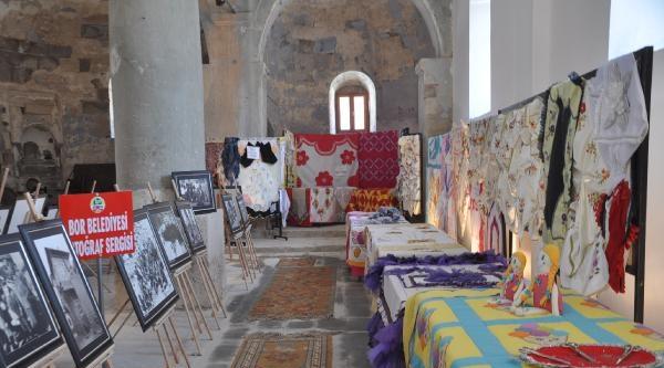 Tarihi Kilise Kültür Evi'ne Dönüştürüldü