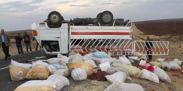 Tarim Işçileri Kaza Yapti: 1 Ölü, 8 Yarali