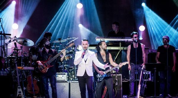 Tarkan, Monaco'da Konser Verdi