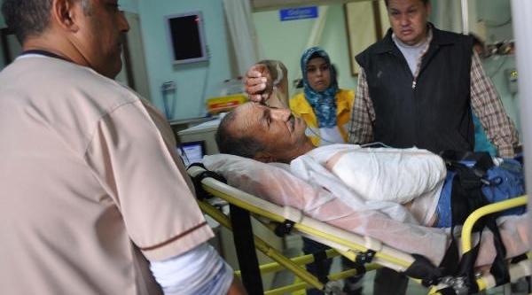 Tarla Kavgasinda Komşusunu Av Tüfeği Ile Yaraladi