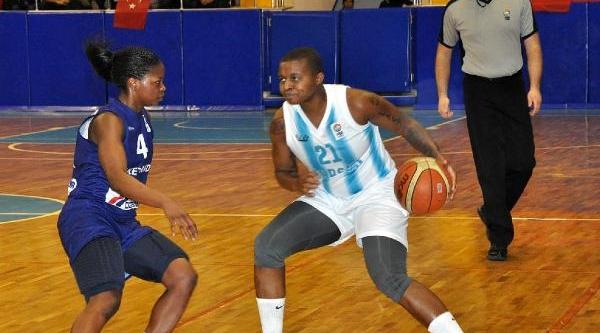 Tarsus Belediyespor - Basket Landes: 87-85