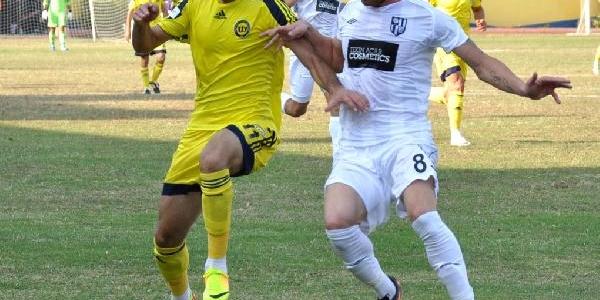 Tarsus Idmanyurdu - Aydinspor 1923: 0-0