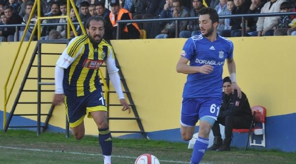 Tarsus Idmanyurdu-Çankirispor: 1-1