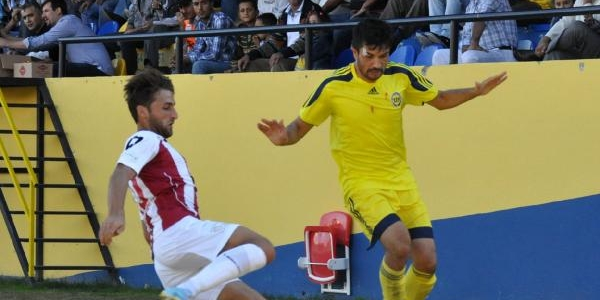 Tarsus Idmanyurdu - Tokatspor: 2-3