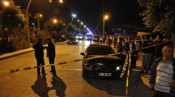 Tarsus'ta 2 Otomobile Silahlı Saldırı: 2 Ölü, 1 Yaralı