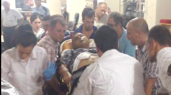 Tarsus'ta Esnaf Kavgası: 1 Yaralı
