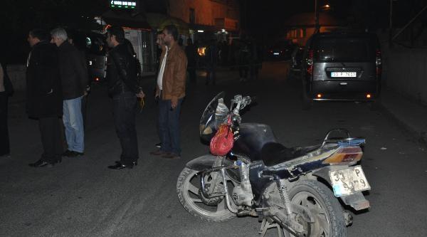 Tarsus'ta Kaza Kurşunu Can Aldi