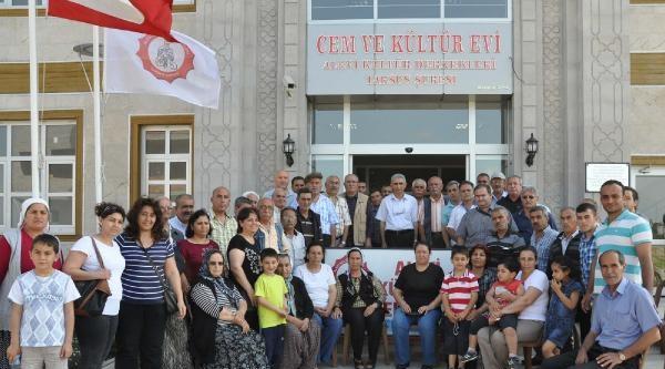 Tarsus'ta Madenciler Dualarla Anıldı