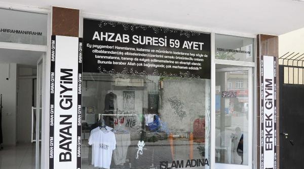 Tartışılan Mağazadan