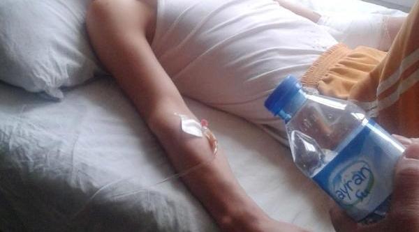 Tartiştiği Kardeşini Biçakla Yaraladi