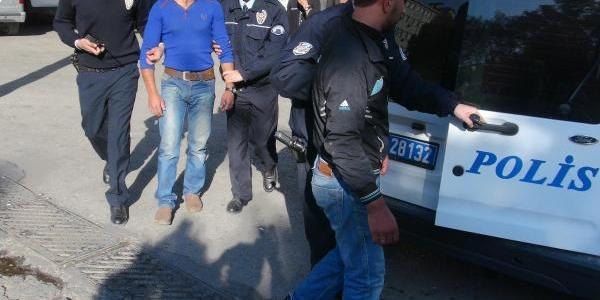 Tartiştiklari Gençleri Döven 2 Suriyeli'ye Gözalti