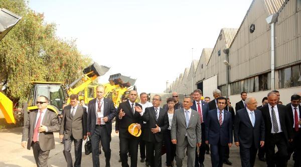 Tataristan Cumhurbaşkanı Minnihanov: Türkiye'de Yatırımcılarla İşbirliği Kurmak İstiyoruz (3)