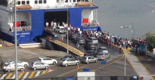 Tatilcilerin Seçim İçin Dönüş Yoğunluğu