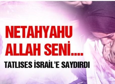 Tatlıses İsrail'e fena saydırdı: Allah seni...