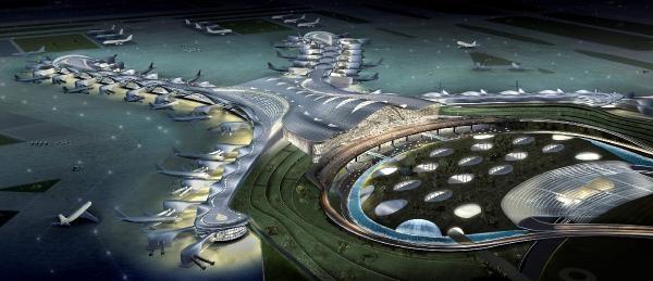 Tav Havalimani Inşaatinda Dünyanin Ikinci Şirketi