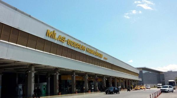 Tav Milas-bodrum Havalimanı İşletmesine Başladı