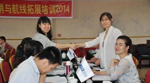 Tav'dan Çinlilere Havacılık Eğitimi