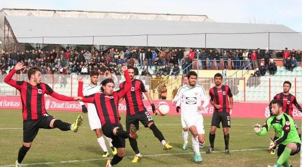 Tavşanli Linyitspor-Akhisar Belediyespor: 0-1 (Türkiye Kupasi)