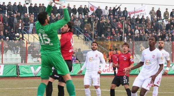 Tavşanli Linyitspor-Balikesirspor: 0-2