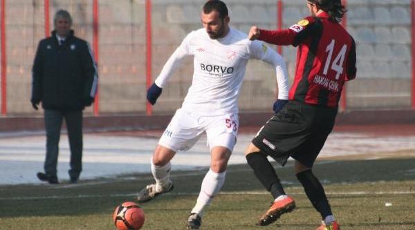 Tavşanli Linyitspor - Boluspor: 3-2