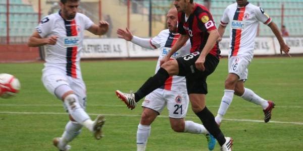 Tavşanli Linyitspor-Istanbul Büyükşehir Belediyespor: 1-3