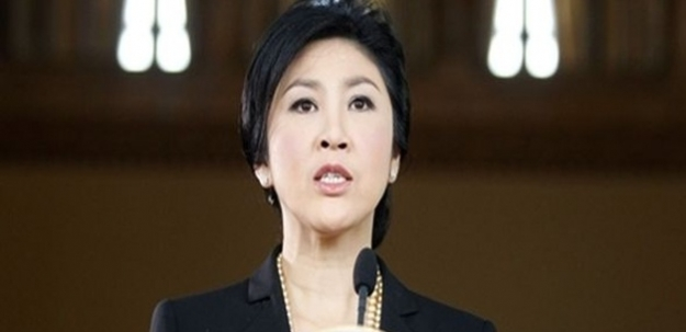 Tayland Başbakanı alay konusu oldu!