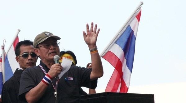 Tayland'da Eski Milletvekiline Adam Öldürmeye Teşebbüsten Yakalama Emri