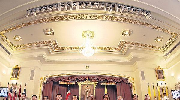 Tayland'da Gözler Senato'da