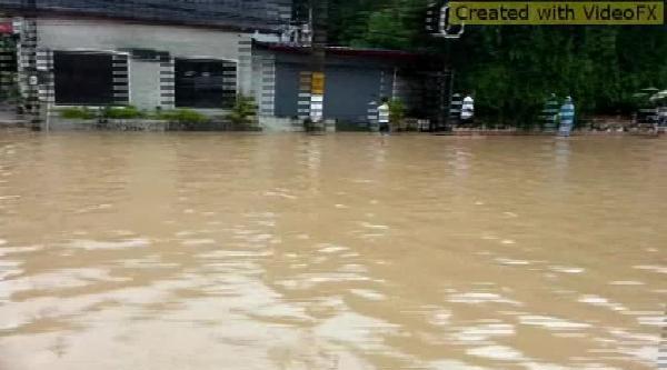 Tayland'da Sel Felaketi: 6 Ölü