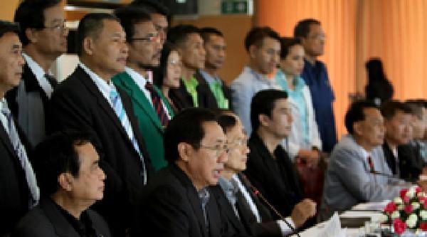 Tayland'da Sil Baştan Seçim
