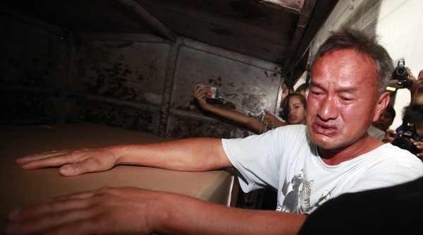 Tayland'dan İsrail'e Füze Tepkisi