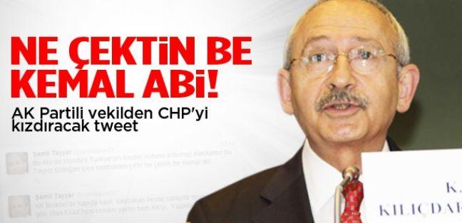 Tayyar: Ne çektin be Kemal abi!